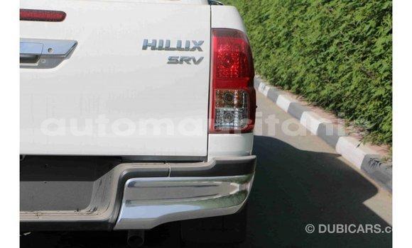 Acheter Importé Voiture Toyota Hilux Noir à Import - Dubai, Adrar