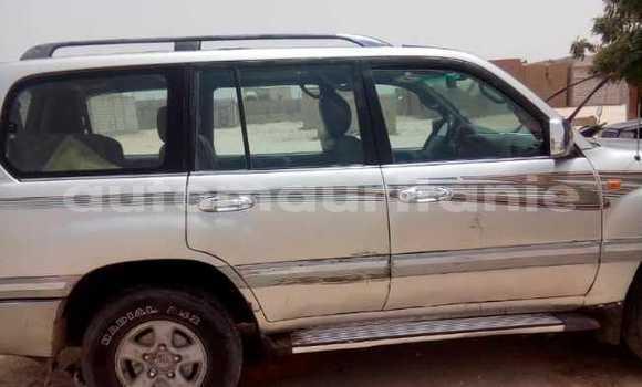 Acheter Occasions Voiture Toyota Land Cruiser Gris à Nouakchott au Nouakchott Ouest