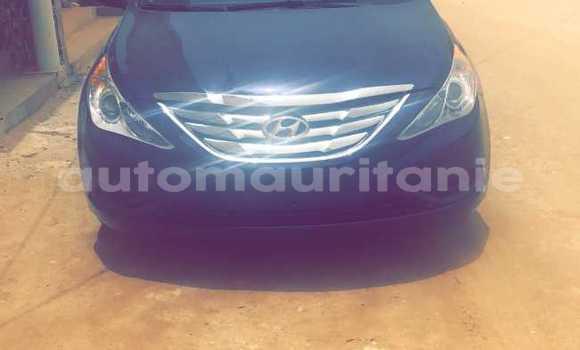 Acheter Occasions Voiture Hyundai Sonata Noir à Nouakchott au Nouakchott Ouest
