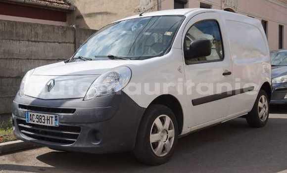 Acheter Occasion Voiture Renault Kangoo Blanc à Nouakchott, Nouakchott Ouest