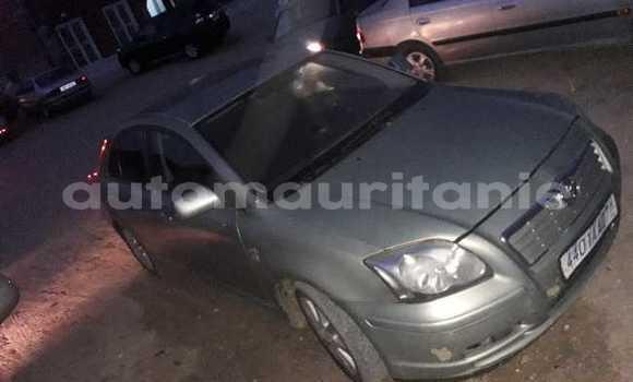 Acheter Occasion Voiture Toyota Avensis Gris à Nouakchott, Nouakchott Ouest