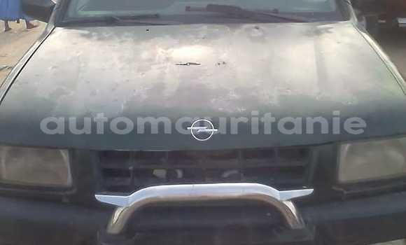 Buy Used Opel Astra Black Car in Nouakchott in West Nouakchott