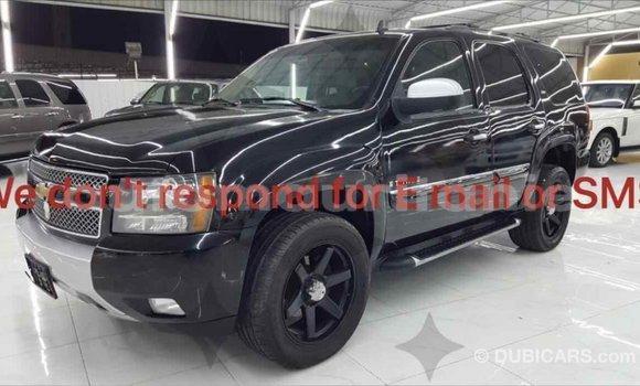 Acheter Importé Voiture Chevrolet Tahoe Noir à Import - Dubai, Adrar