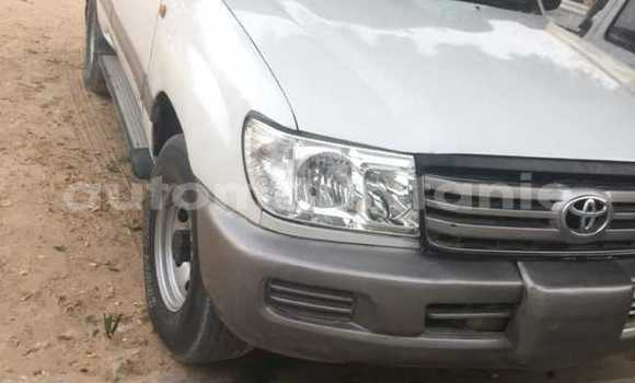Buy Used Toyota Land Cruiser White Car in Nouakchott in West Nouakchott