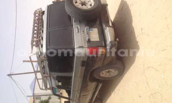 Buy Used Toyota Land Cruiser Silver Car in Nouakchott in West Nouakchott