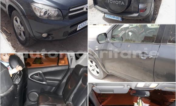 Acheter Occasions Voiture Toyota RAV4 Noir à Nouakchott au Nouakchott Ouest
