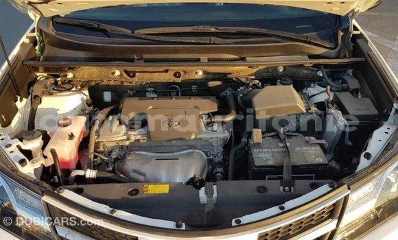 Acheter Importé Voiture Toyota RAV4 Blanc à Import - Dubai, Adrar