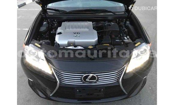 Acheter Importé Voiture Lexus ES Noir à Import - Dubai, Adrar