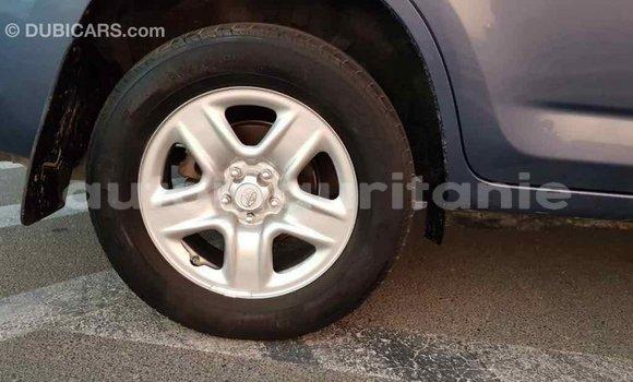 Acheter Importé Voiture Toyota RAV4 Bleu à Import - Dubai, Adrar