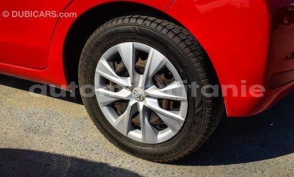 Acheter Importé Voiture Toyota Yaris Rouge à Import - Dubai, Adrar
