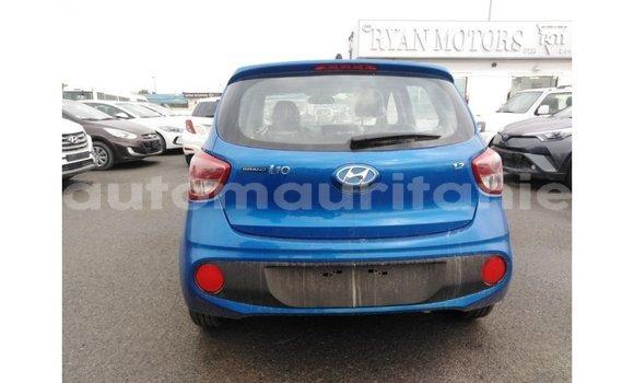 Acheter Importé Voiture Hyundai i10 Bleu à Import - Dubai, Adrar
