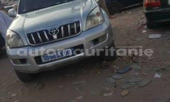 Acheter Occasion Voiture Toyota Land Cruiser Prado Gris à Nouakchott, Nouakchott Ouest