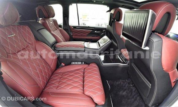 Acheter Importé Voiture Lexus LX Noir à Import - Dubai, Adrar