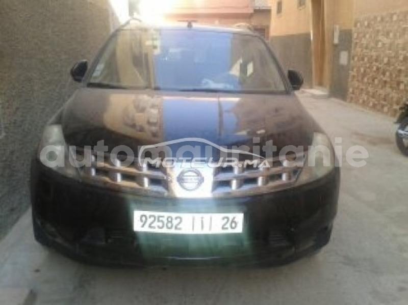 Big with watermark nissan murano hodh el gharbi aioun 3492