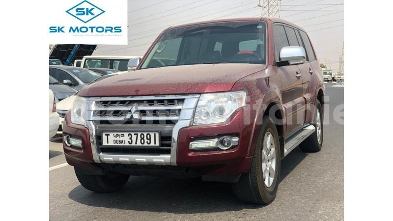 Big with watermark mitsubishi pajero adrar import dubai 3570