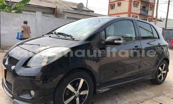 Acheter Occasion Voiture Toyota Yaris Rouge à Kifah, Assaba