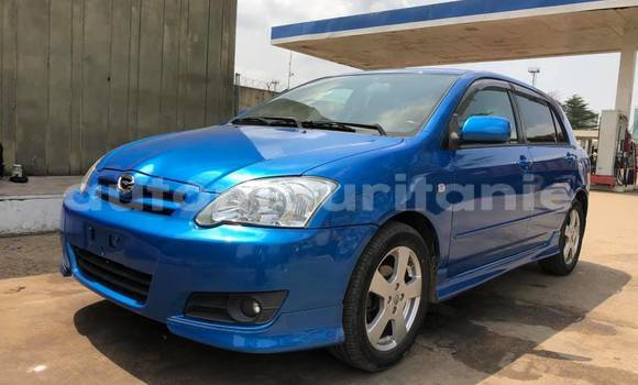Acheter Occasion Voiture Toyota Corolla Bleu à an–Na'mah, Hudh-ash-Sharqi