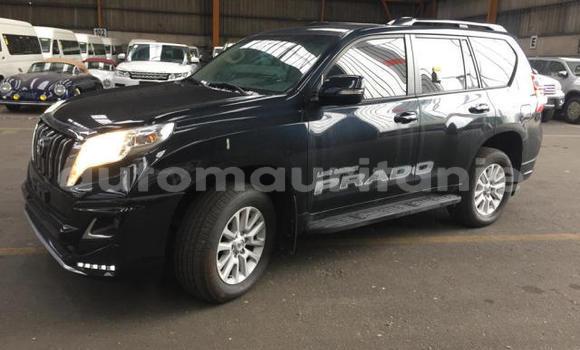 Acheter Occasion Voiture Toyota Land Cruiser Prado Beige à Arafat, Wilaya du Trarza