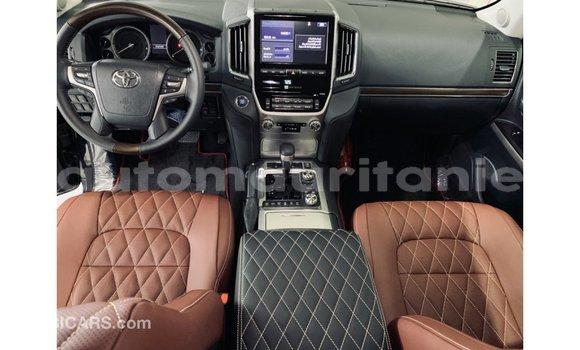 Acheter Importé Voiture Toyota Land Cruiser Noir à Import - Dubai, Adrar