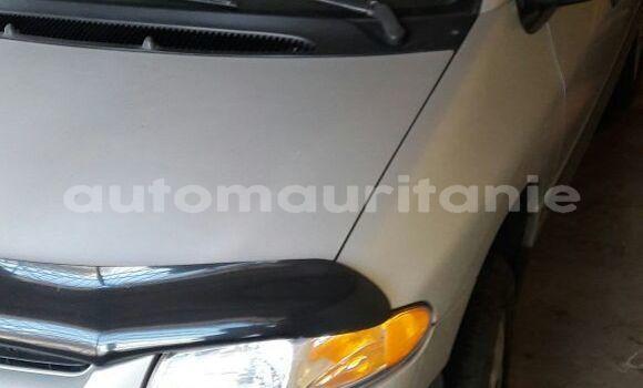Acheter Occasion Voiture Dodge Caravan Beige à Rusu, Trarza