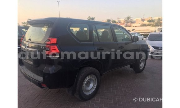 Acheter Importé Voiture Toyota Prado Noir à Import - Dubai, Adrar