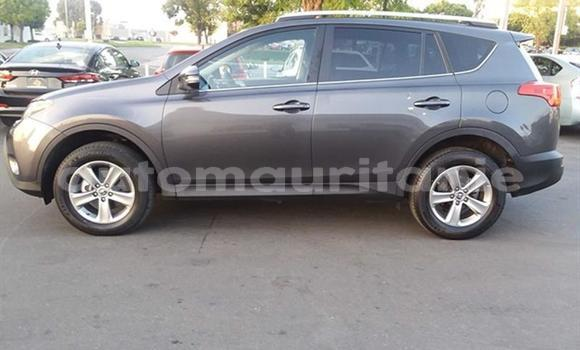 Acheter Occasion Voiture Toyota RAV4 Bleu à Nouakchott, Nouakchott Ouest
