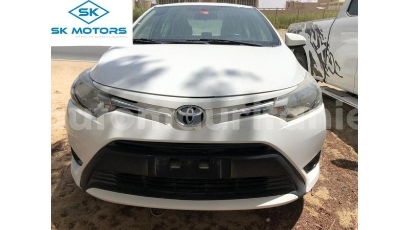 Big with watermark toyota yaris adrar import dubai 4105