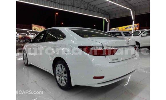 Acheter Importé Voiture Lexus ES Blanc à Import - Dubai, Adrar