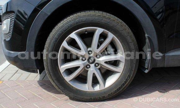 Acheter Importé Voiture Hyundai Santa Fe Noir à Import - Dubai, Adrar