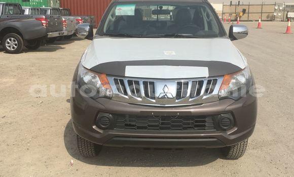 Buy New Mitsubishi L200 Brown Car in Import - Dubai in Adrar