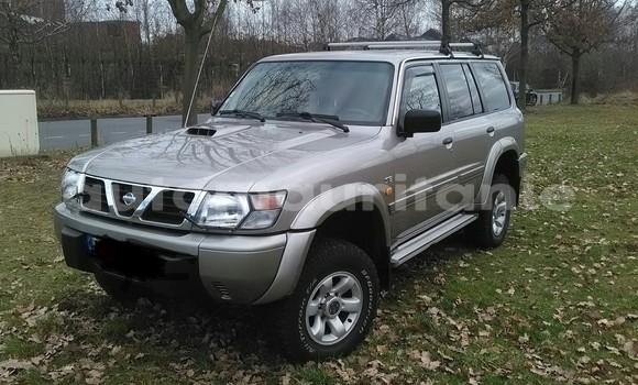 Acheter Occasion Voiture Nissan Patrol Marron à Aioun, Hodh El Gharbi