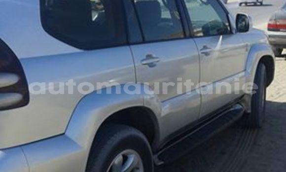 Acheter Occasions Voiture Toyota Prado Gris à Nouakchott au Nouakchott Ouest