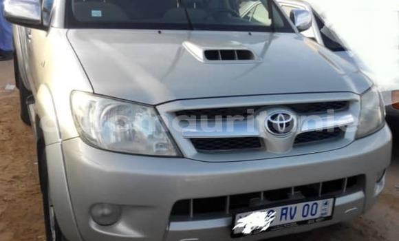 Acheter Occasion Voiture Toyota Hilux Gris à Nouakchott, Nouakchott Ouest