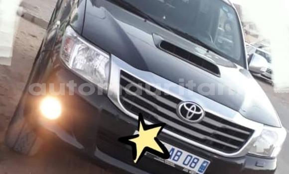 Acheter Occasion Voiture Toyota Hilux Noir à Nouakchott, Nouakchott Ouest