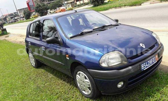 Acheter Occasions Voiture Renault Clio Bleu à Rosso au Wilaya du Trarza