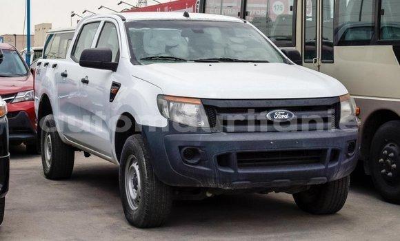 Buy Import Ford Ranger White Car in Import - Dubai in Adrar