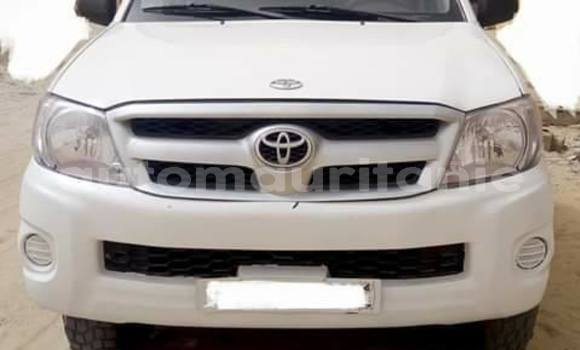 Acheter Occasion Voiture Toyota Hilux Blanc à Nouakchott, Nouakchott Ouest