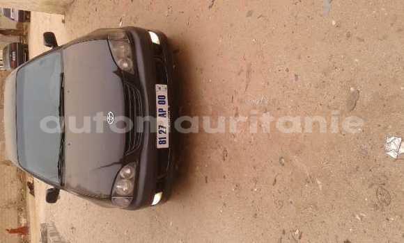 Acheter Occasions Voiture Toyota Avensis Noir à Nouakchott au Nouakchott Ouest